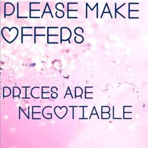 Other - Prices are negotiable!!